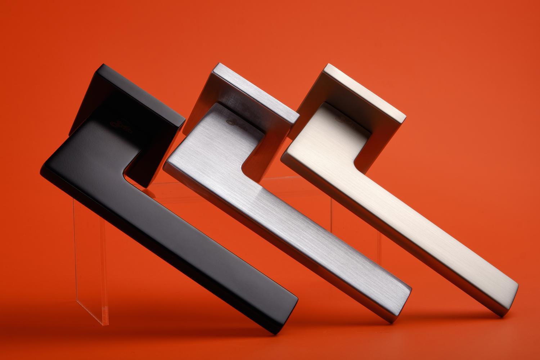 Ручки Safita Step HT SC матовый хром - Дверные ручки — фото №12