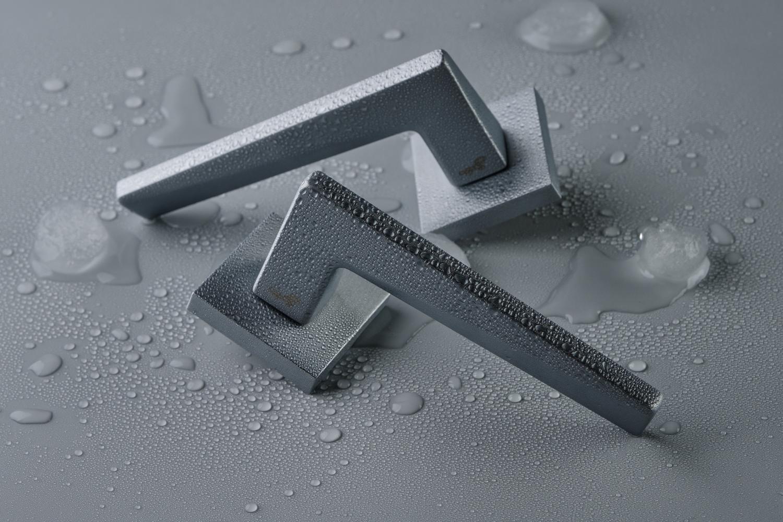 Ручки Safita Urban HT SC матовый хром - Дверные ручки — фото №12