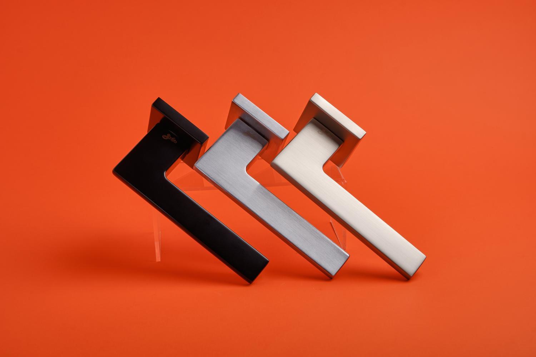 Ручки Safita Step HT SC матовый хром - Дверные ручки — фото №13