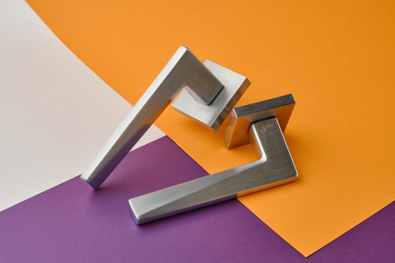 Ручки Safita Urban HT SC матовый хром - Дверные ручки — фото №13