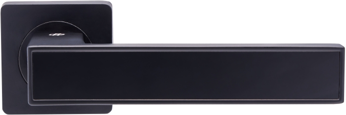 Ручки Gavroche Magnium BLACK / BLACK - Дверные ручки — фото №1