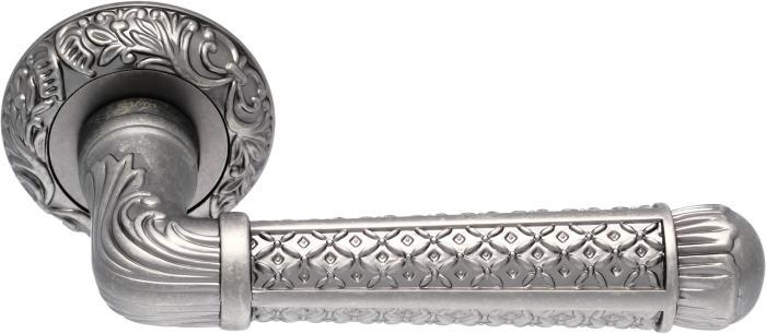 Ручки Safita R08 H195 BB античное серебро - Дверные ручки — фото №1