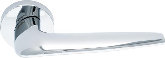 Ручки Safita Rocket RD CP полированный хром - Дверные ручки — фото №1