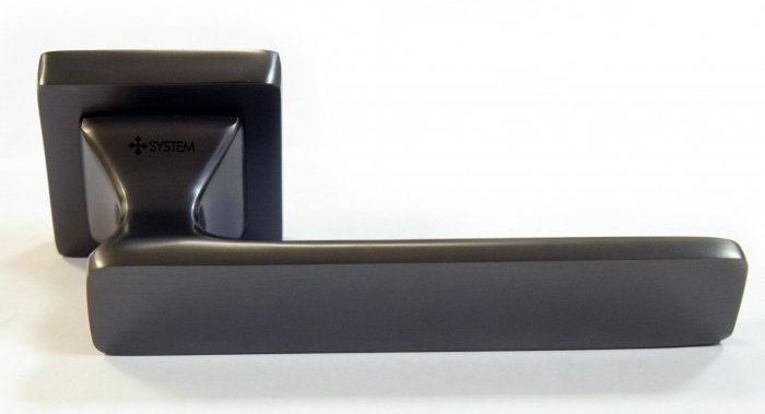 Фото System Ida BBN черный матовый никель
