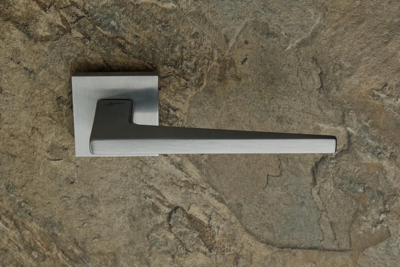 Ручки Safita Urban HT SC матовый хром - Дверные ручки — фото №2
