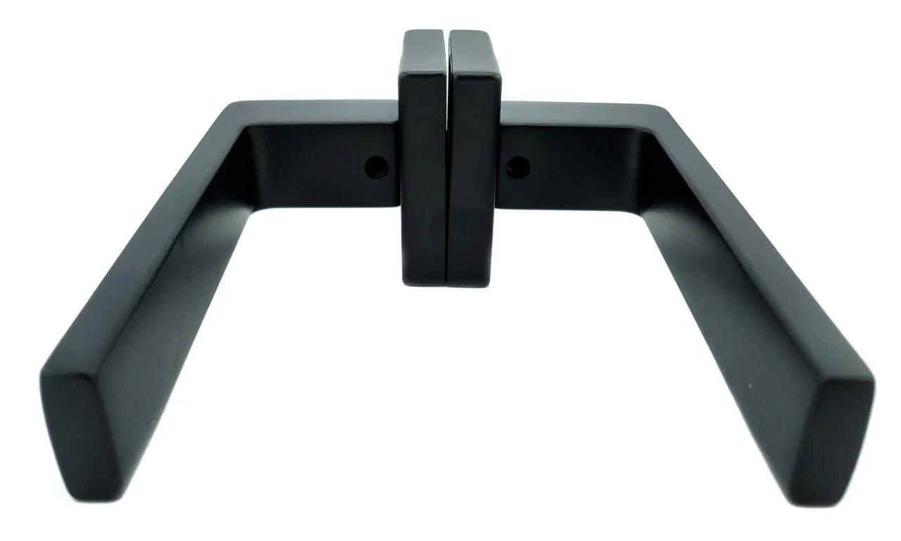 Ручки Convex 1605 черный мат - Дверные ручки — фото №3