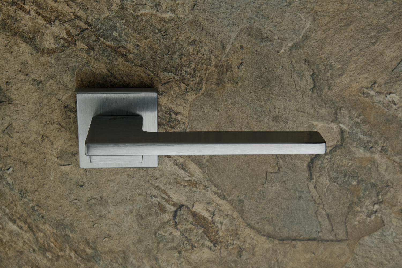 Ручки Safita Step HT SC матовый хром - Дверные ручки — фото №3