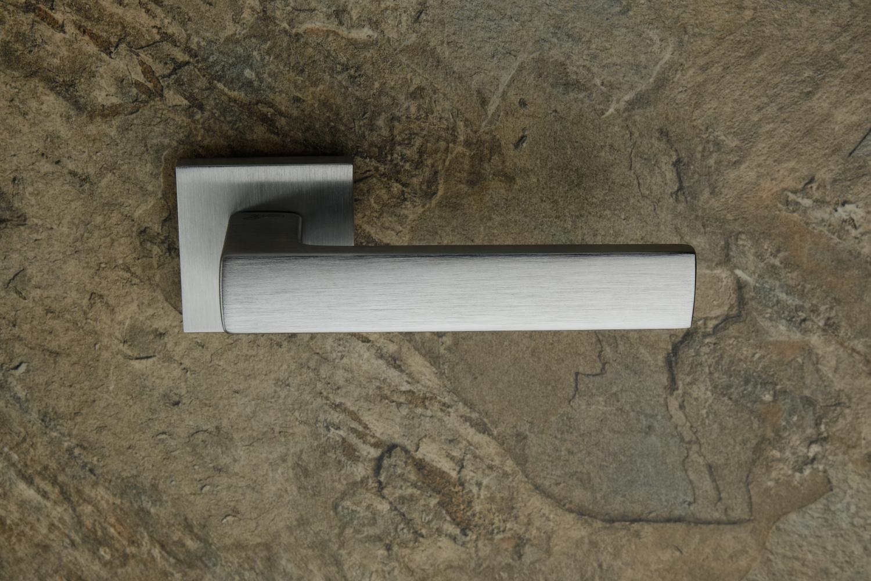 Ручки Safita Strong HT SC матовый хром - Дверные ручки — фото №3