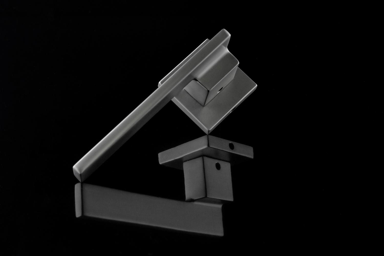 Ручки Safita Step HT SC матовый хром - Дверные ручки — фото №4