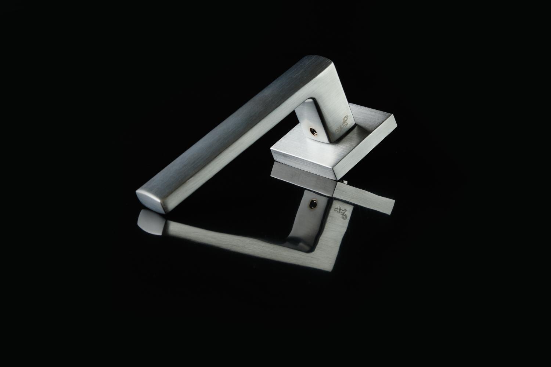 Ручки Safita Strong HT SC матовый хром - Дверные ручки — фото №4