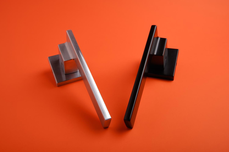 Ручки Safita Step HT SC матовый хром - Дверные ручки — фото №8