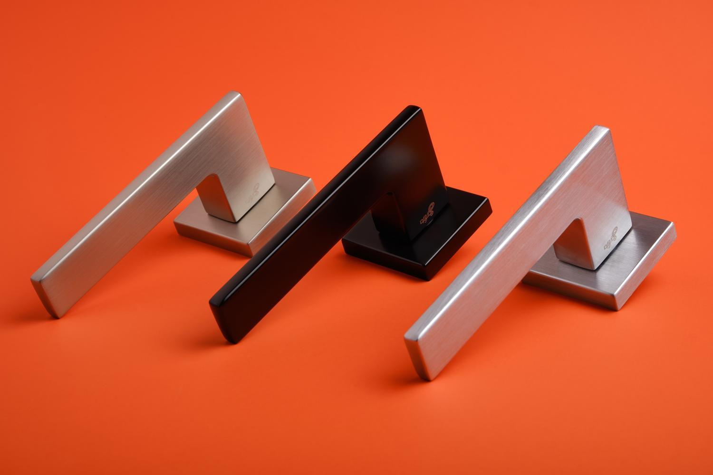 Ручки Safita Step HT SC матовый хром - Дверные ручки — фото №9