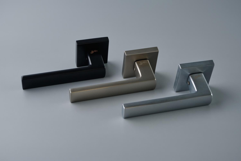 Ручки Safita Strong HT SC матовый хром - Дверные ручки — фото №9