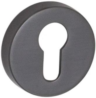 System Накладка под цилиндр bbn матовый черный никель