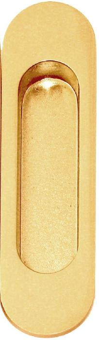 Ручка для раздвижных дверей Elegant ЮСК золото