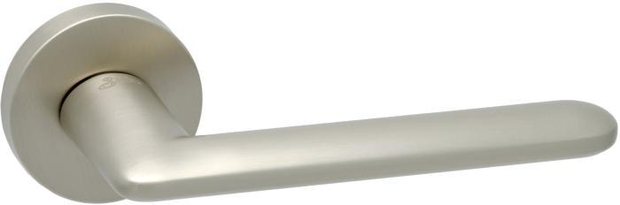 Ручки Safita Comet RD MSN матовый сатин никель - Дверные ручки — фото №1