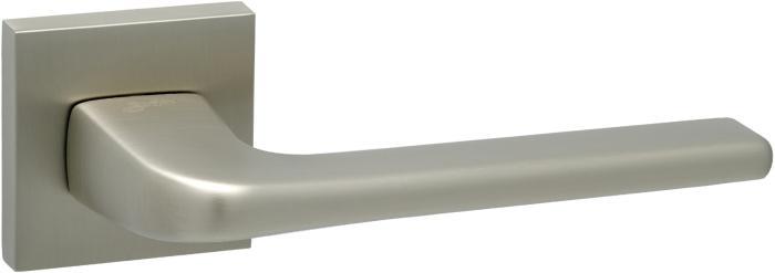 Ручки Safita Comfy HT MSN матовый сатин никель - Дверные ручки — фото №1