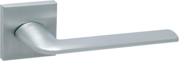 Ручки Safita Direct HT SC матовый хром - Дверные ручки — фото №1