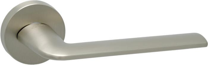 Ручки Safita Direct RD MSN матовый сатин никель - Дверные ручки — фото №1