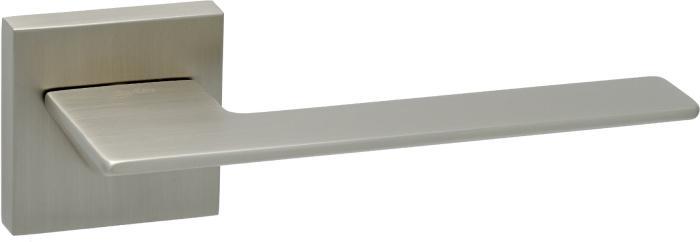 Ручки Safita Flat HT MSN матовый сатин никель - Дверные ручки — фото №1