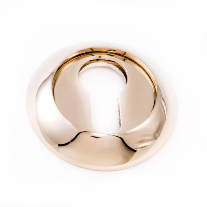 Safita Накладка под цилиндр PZ R14 золото