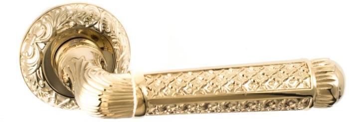 Ручки Safita R08 H195 PVD золото - Дверные ручки — фото №1