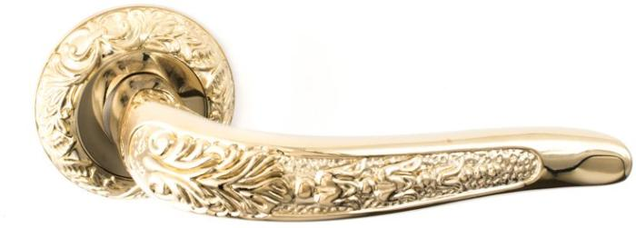 Ручки Safita R08 H199 PVD золото - Дверные ручки — фото №1
