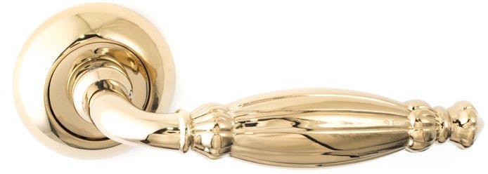 Ручки Safita R14 H219 PVD золото - Дверные ручки — фото №1