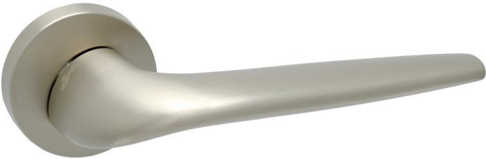 Ручки Safita Rocket RD MSN матовый сатин никель - Дверные ручки — фото №1