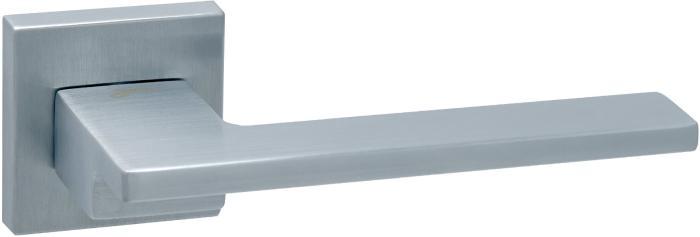 Ручки Safita Step HT SC матовый хром - Дверные ручки — фото №1