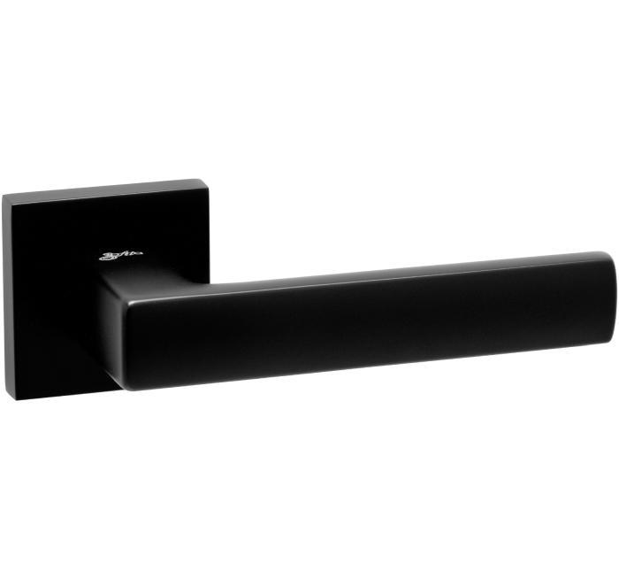 Ручки Safita Strong HT FB черный мат - Дверные ручки — фото №1