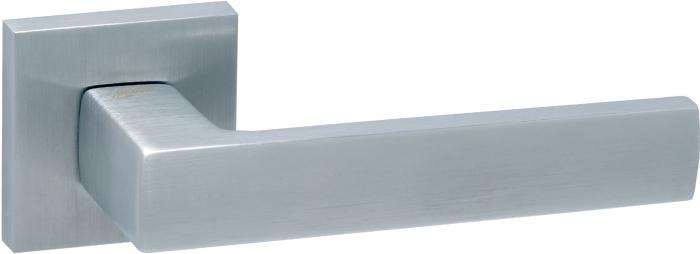Ручки Safita Strong HT SC матовый хром - Дверные ручки — фото №1