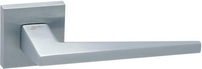 Ручки Safita Urban HT SC матовый хром - Дверные ручки — фото №1