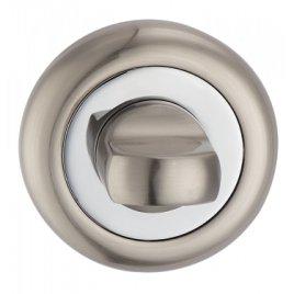 Фиксатор Z-804 WC матовый никель / полированный хром