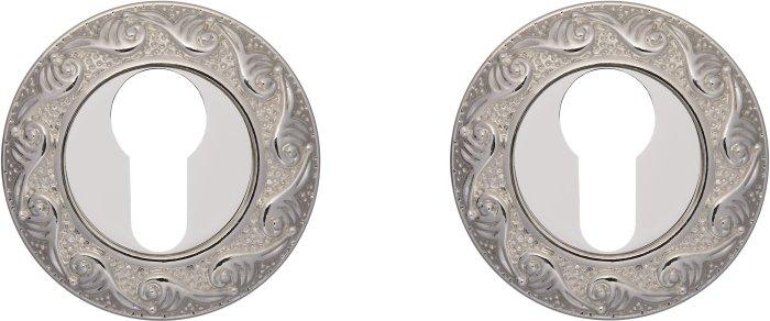 Gavroche Накладка под цилиндр Z20 BS серебро