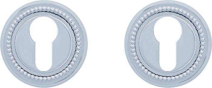 Gavroche Накладка под цилиндр Z29 cp полированный хром