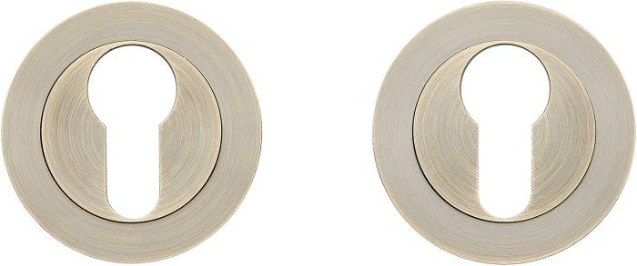 Gavroche Накладка под цилиндр Z2 AB старая бронза