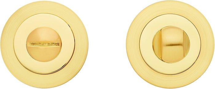 Фиксатор Z2 SB/PB матовое золото / полированное золото
