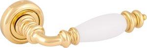 Дверные ручки Ручки Forme Siena золото