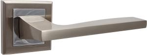 Hisar AS-04 SN/CP матовый никель / полированный хром