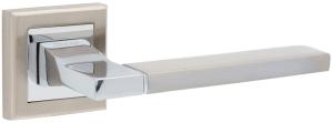 Hisar AS-06 SN/CP матовый никель / полированный хром