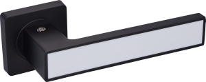 Дверная фурнитура Ручки Magnium Gavroche BLACK / WHITE