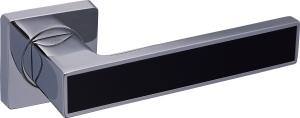 Дверная фурнитура Ручки Magnium Gavroche CP / BLACK