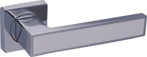 Дверные ручки Magnium Gavroche CP / WHITE
