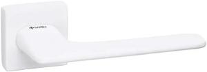 Дверные ручки Ручки Nix System AL7 белый глянцевый