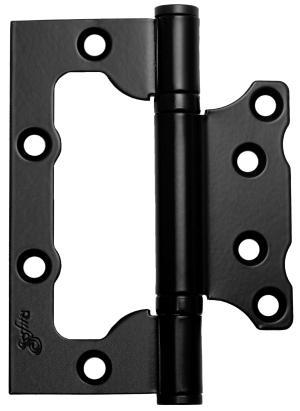 Петли дверные Накладна завіса Safita чорна