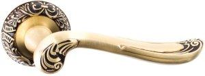 Дверные ручки Ручки R08 H196 Safita Original RAC золото с патиной