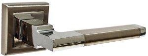 Ручки STA AS-09 матовый никель / полированный хром