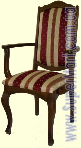 Как сделать подлокотники на стул