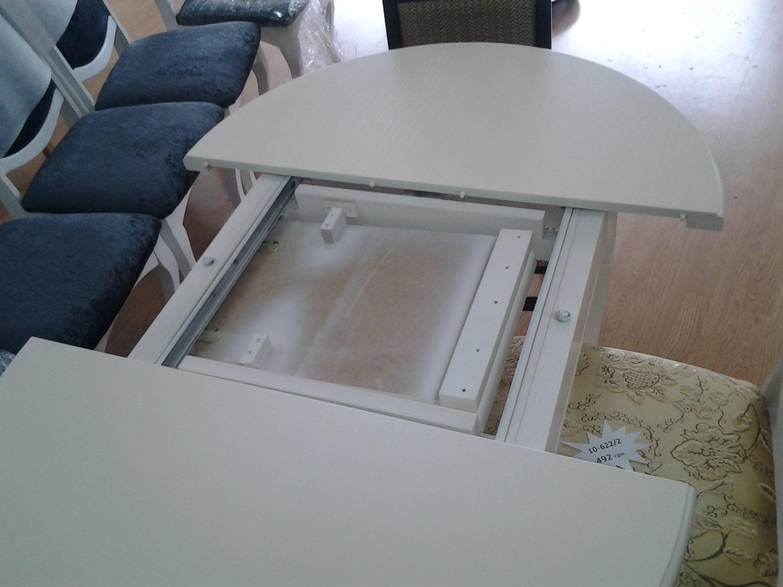 Раздвижной стол на кухню своими руками 50